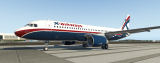 Ливрея X-Airways для FlightFactor A320U