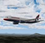 Ливрея X-Airways Airbus А320-200