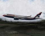 Ливрея X-Airways Airbus A330-200