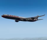 Ливрея X-Airways A340-600