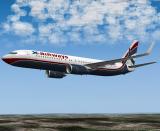 Ливрея X-Airways Boeing B737-800
