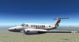 Ливрея X-Airways  Airfoillabs King Air 350