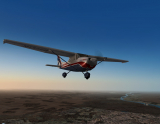 Ливрея X-Airways Cessna 172 SP Skyhawk