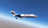 Ливрея X-Airways для Challenger300-v2