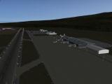 Сценарий аэропорта Roland Garros (FMEE)