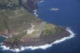 TNCS - Небольшой аэродром на острове Саба