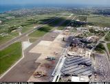 TBPB Сцена аэропорта (Grantley Adams Intl, о.Барбадос)