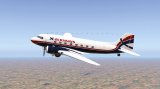 Ливрея X-Airways VSKYLABS DC3 ( XP11)