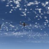 Небо над Ашгабадом